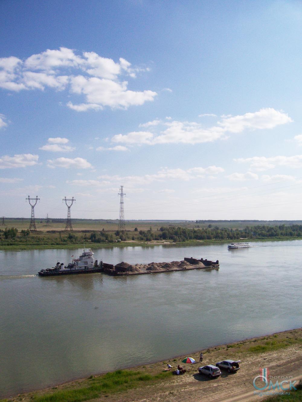 Навигация на Иртыше