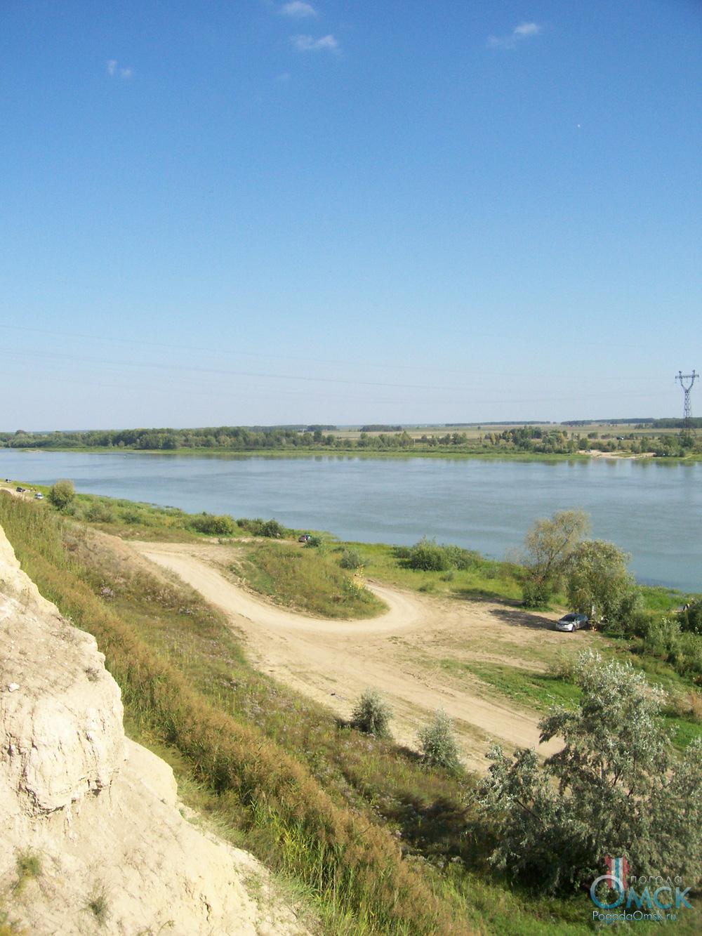 Вид с правого берега