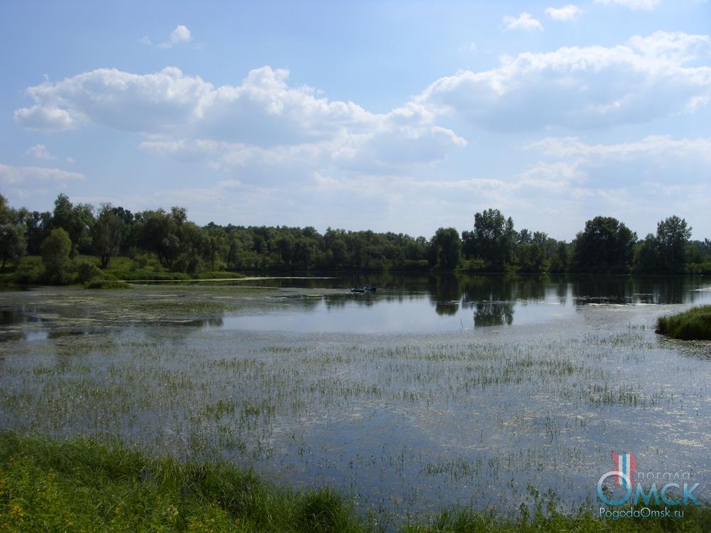 Озеро, прозванное в народе «Байкал» или «Рица»