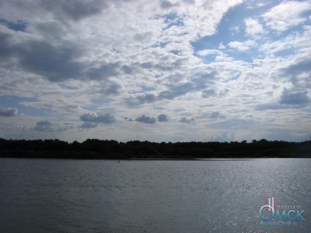 Вид на реку Иртыш