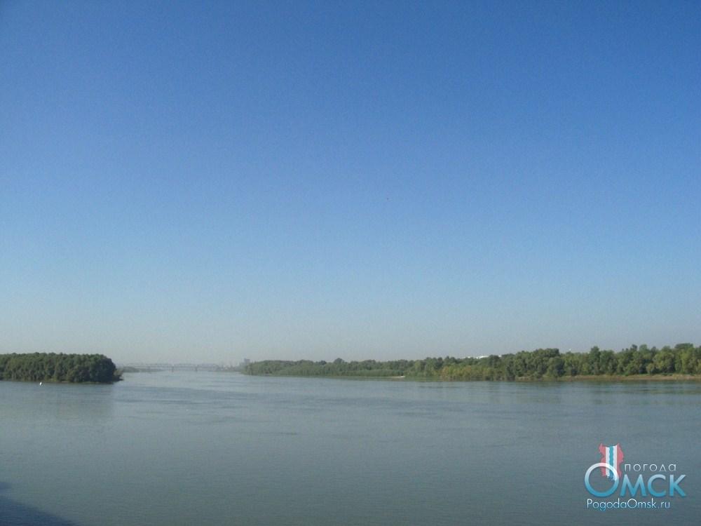 Фотография реки Иртыш