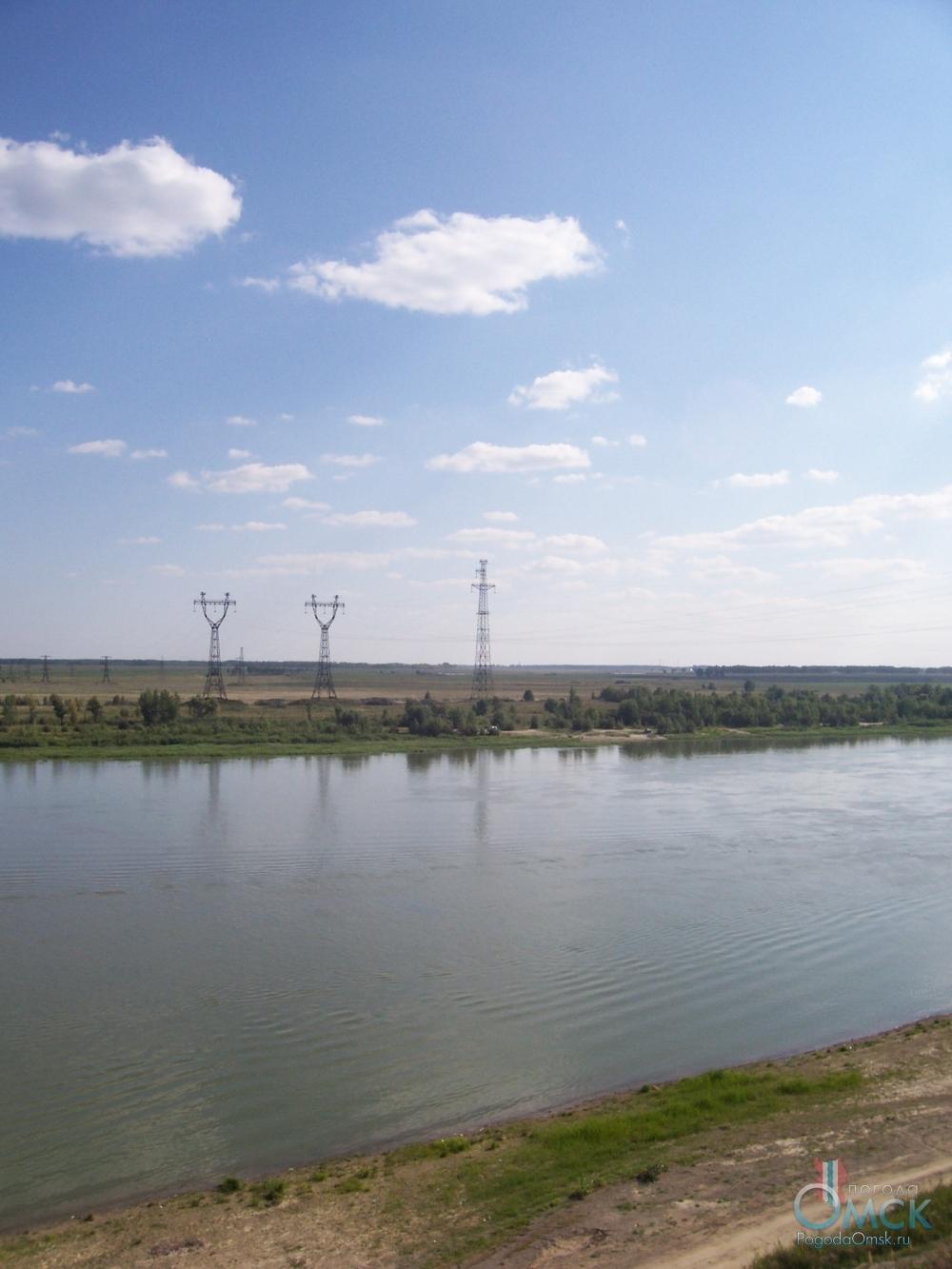 Просторы омского Прииртышья