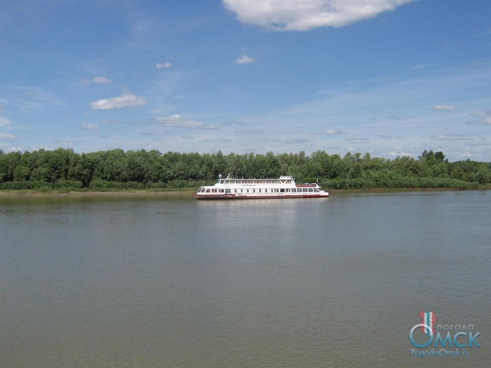 Речной теплоход «Москва»