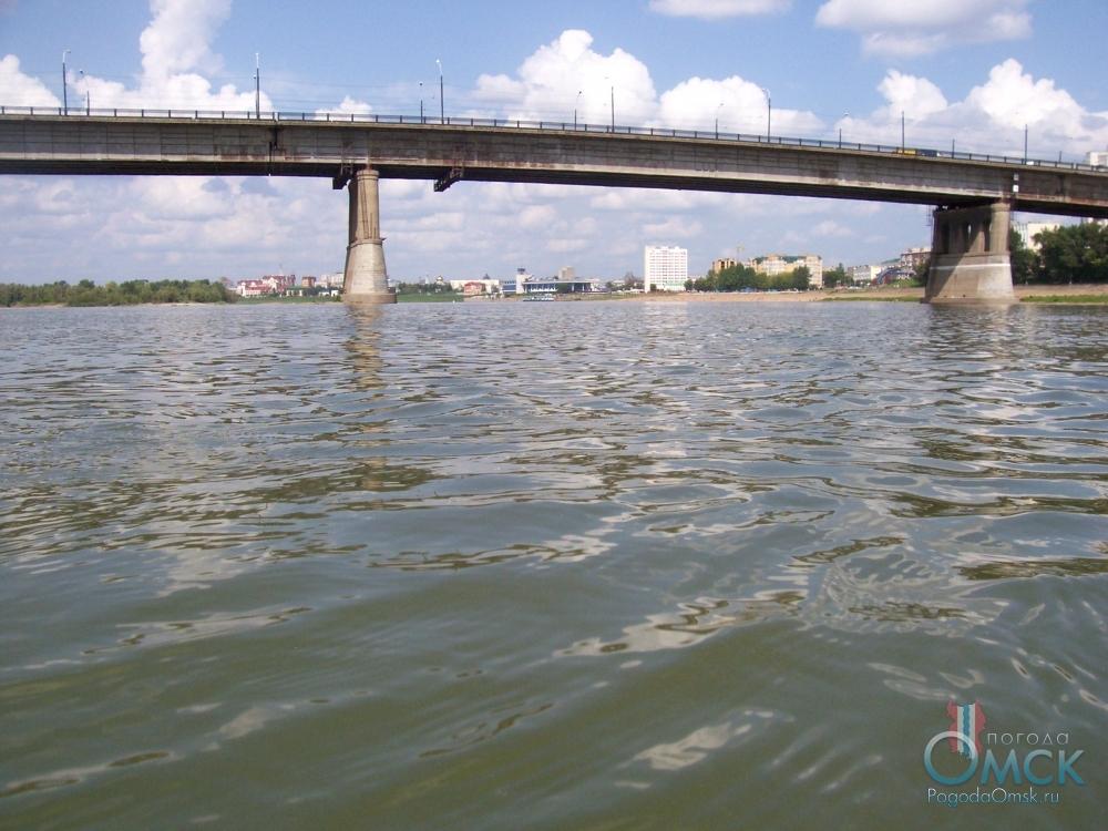 Воды Иртыша
