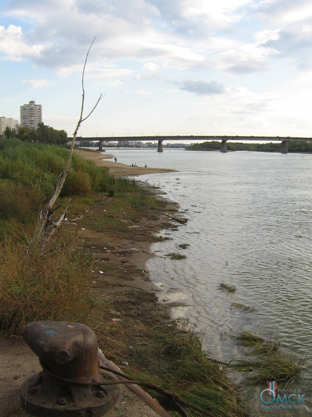 Правый берег Иртыша