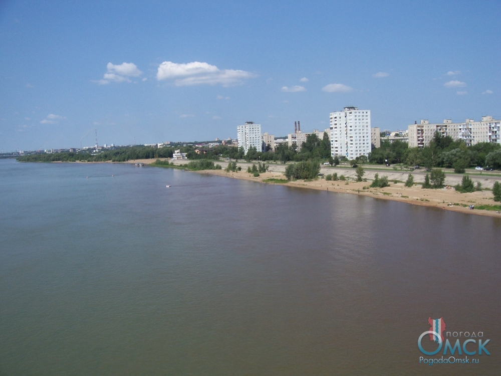 Вид с моста им. 60-летия Победы