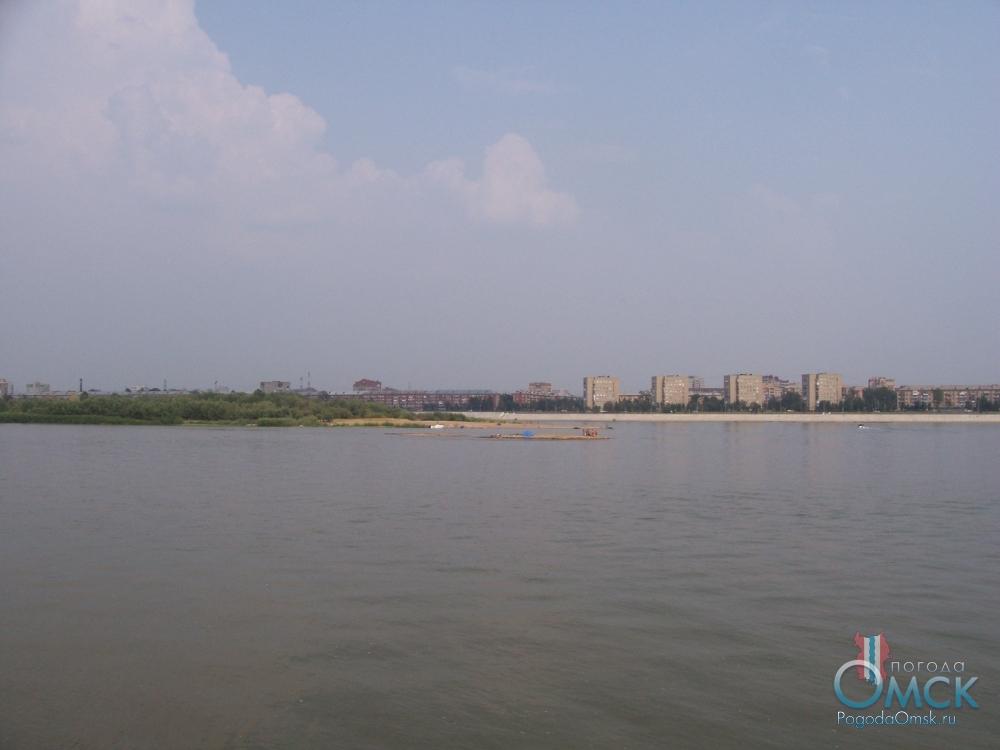 Вид с острова «Кировский»