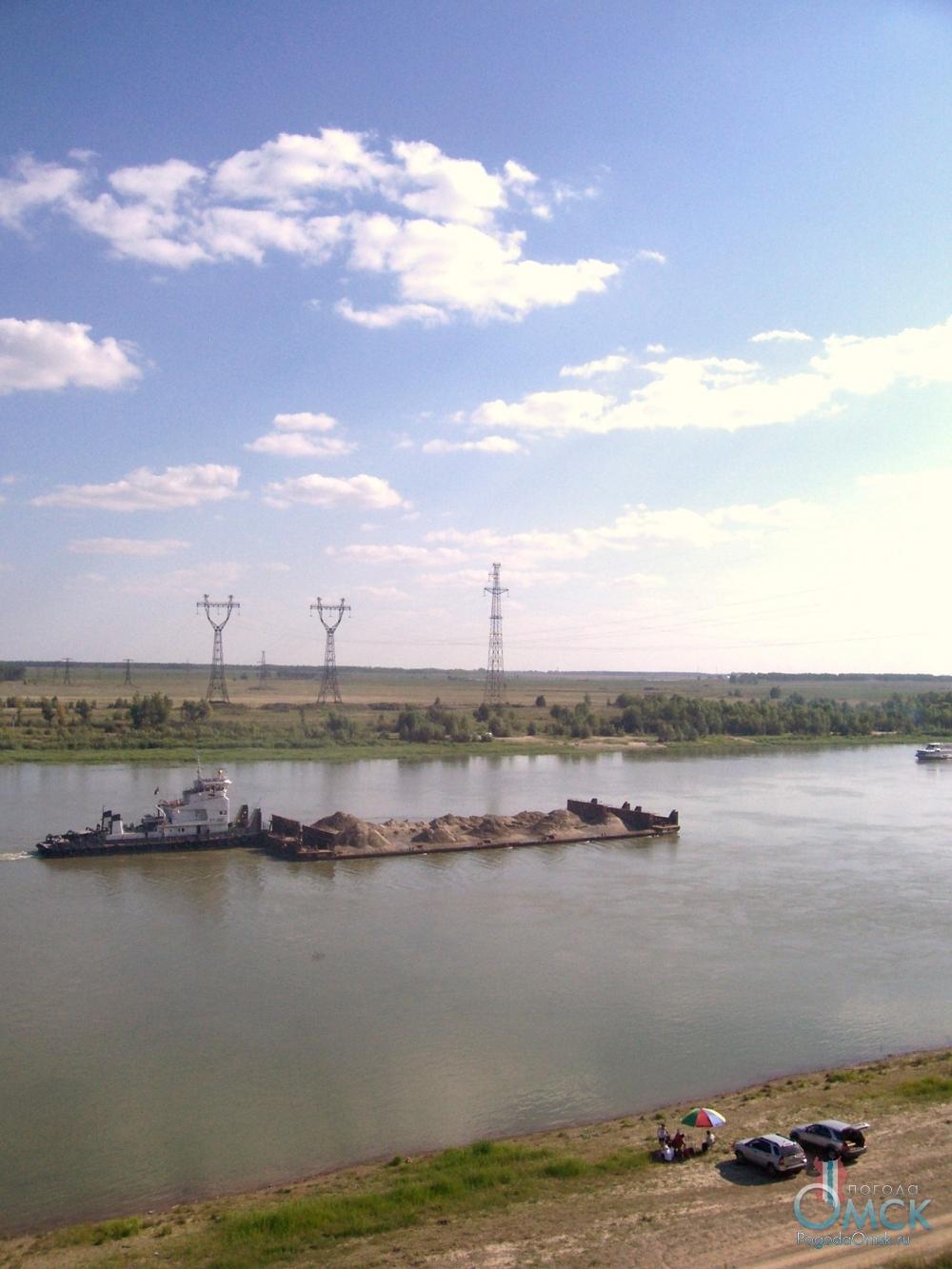 Вид с Берега Черского