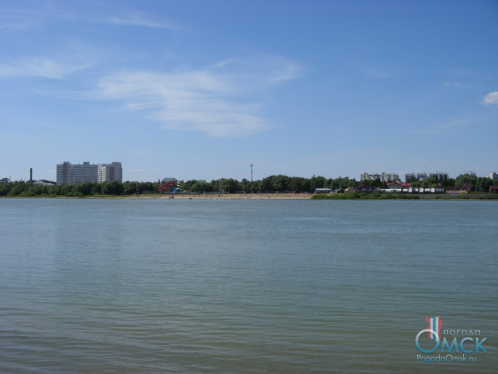 Вид в сторону «Кировского» пляжа