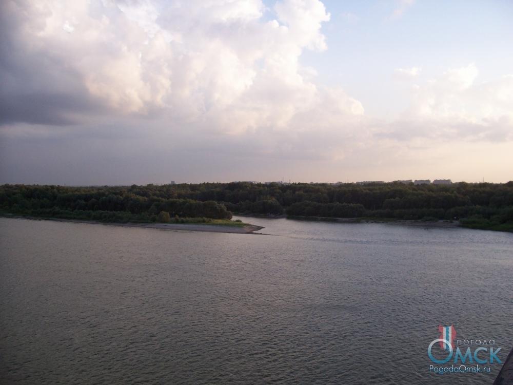 Левый берег Иртыша