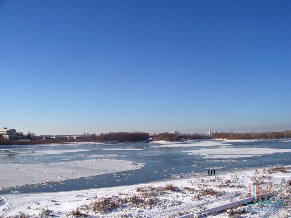 Ноябрь в Омске