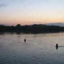 Вид с Иртышской набережной