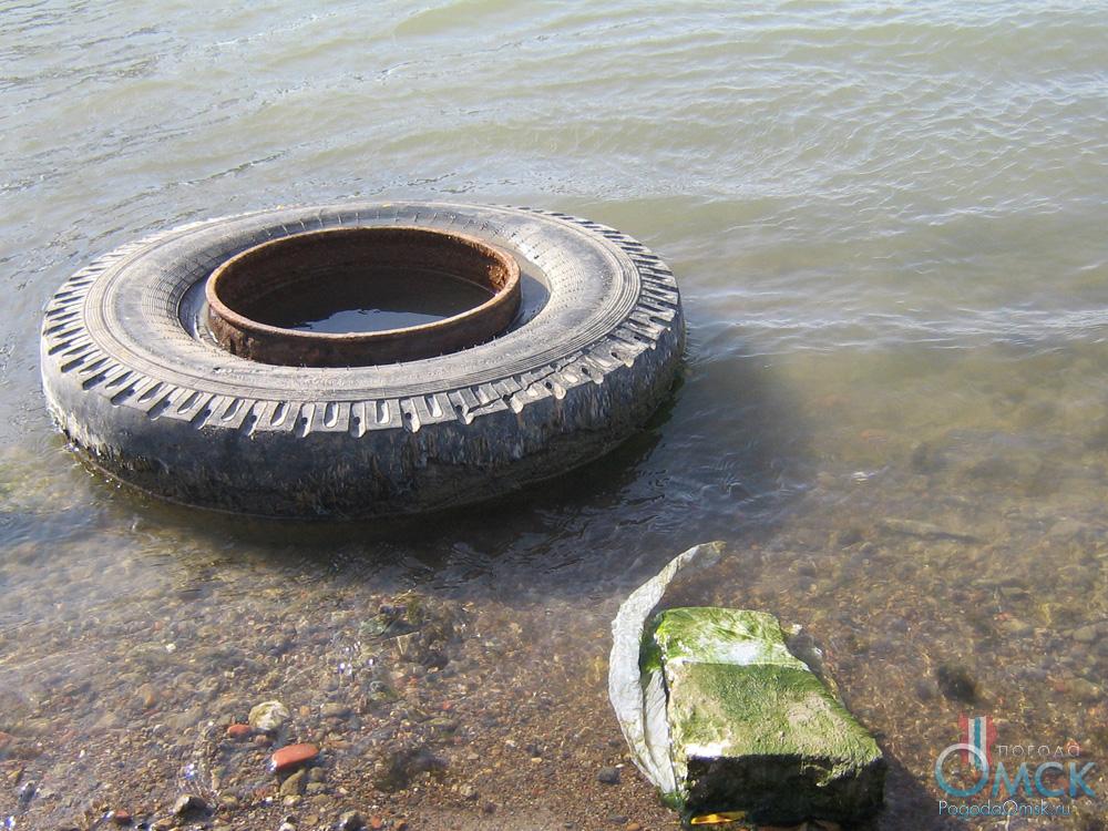 Загрязнение реки Иртыш