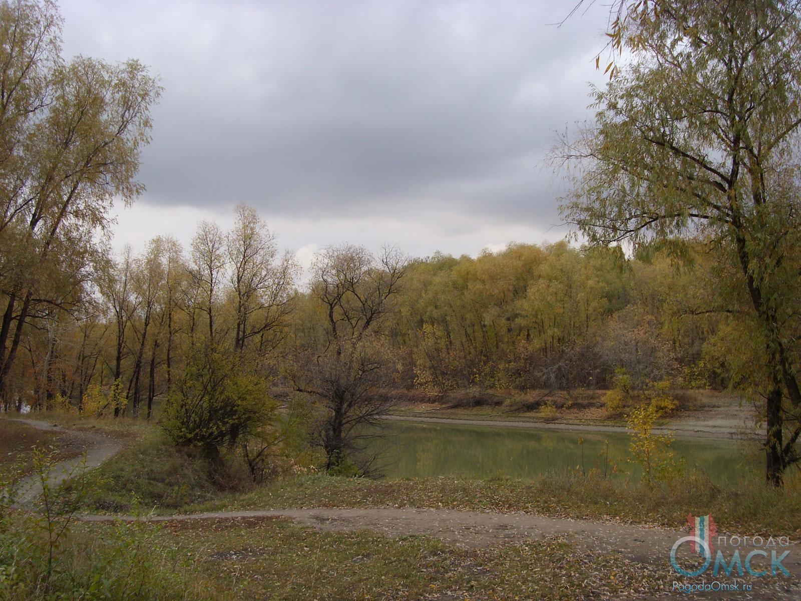 Октябрьский пейзаж