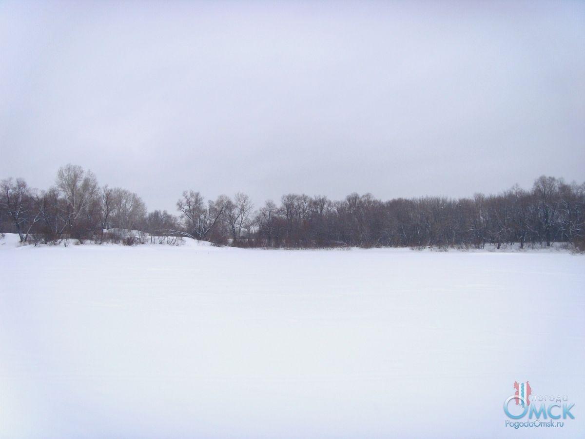 Белая зима, белые снега