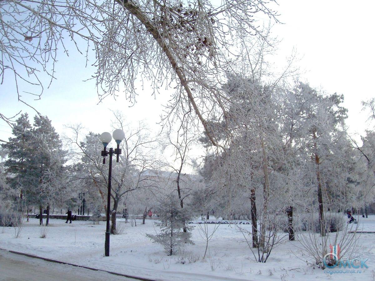 Морозный воздух