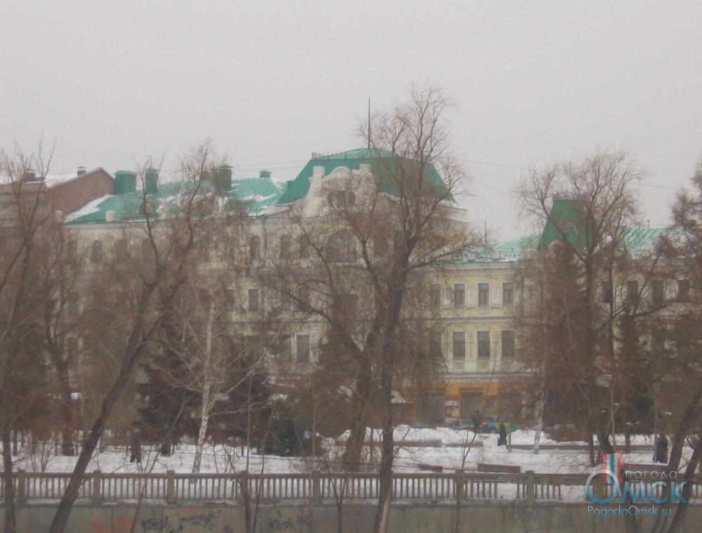 Вид на улицу Партизанскую