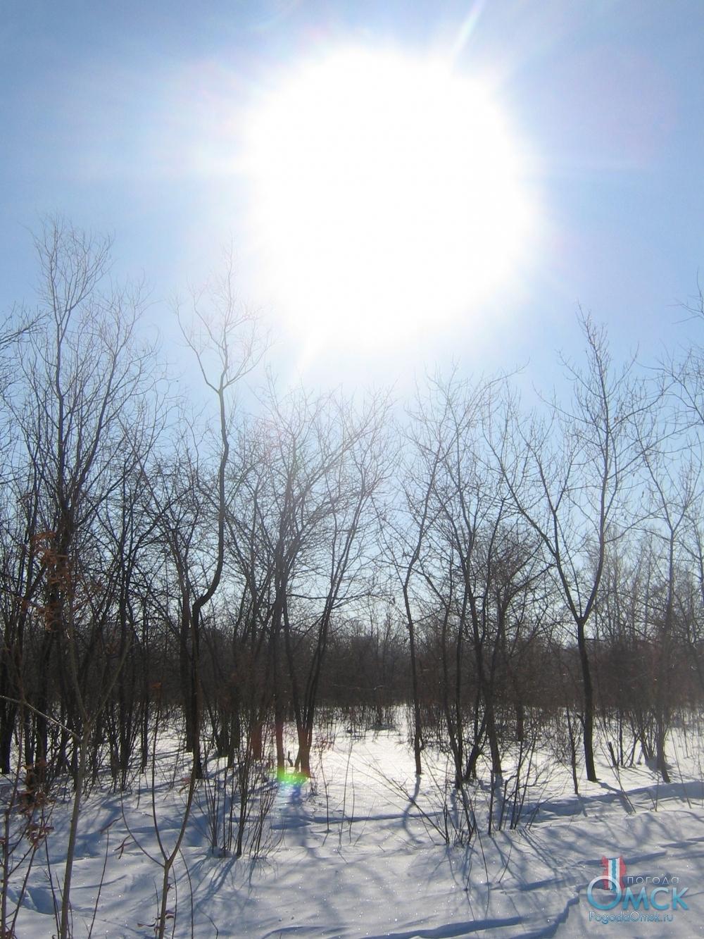 Мартовское солнце