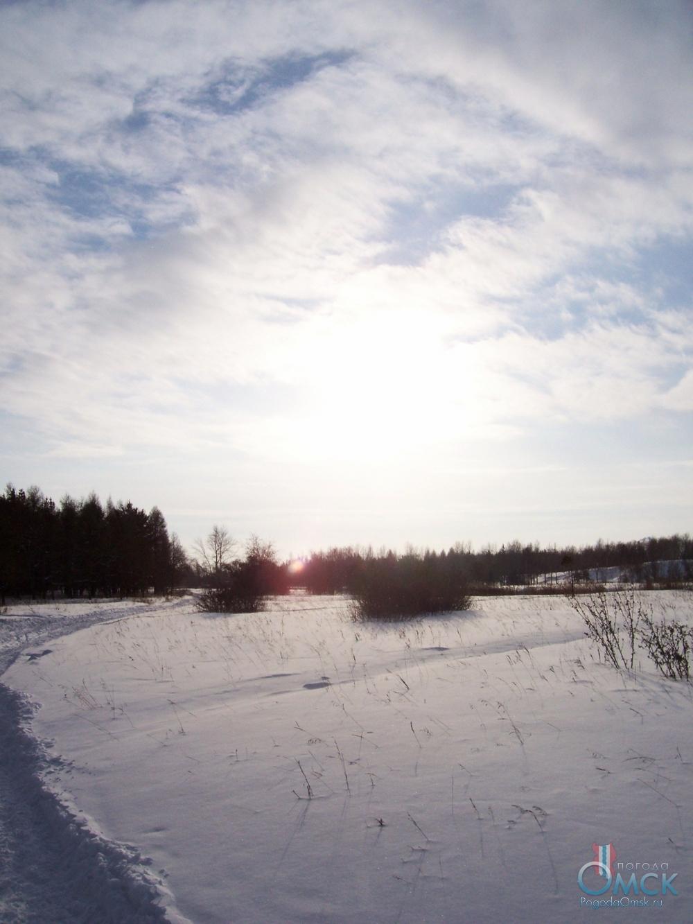 Морозы уступили место оттепели