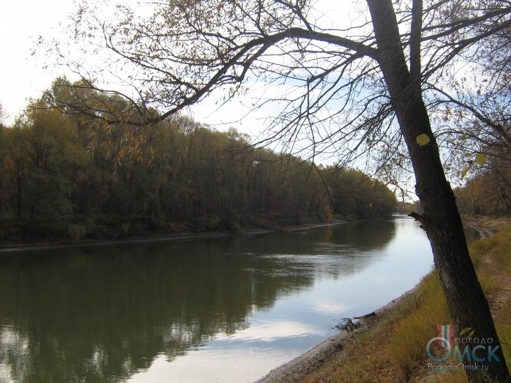 Холодная река