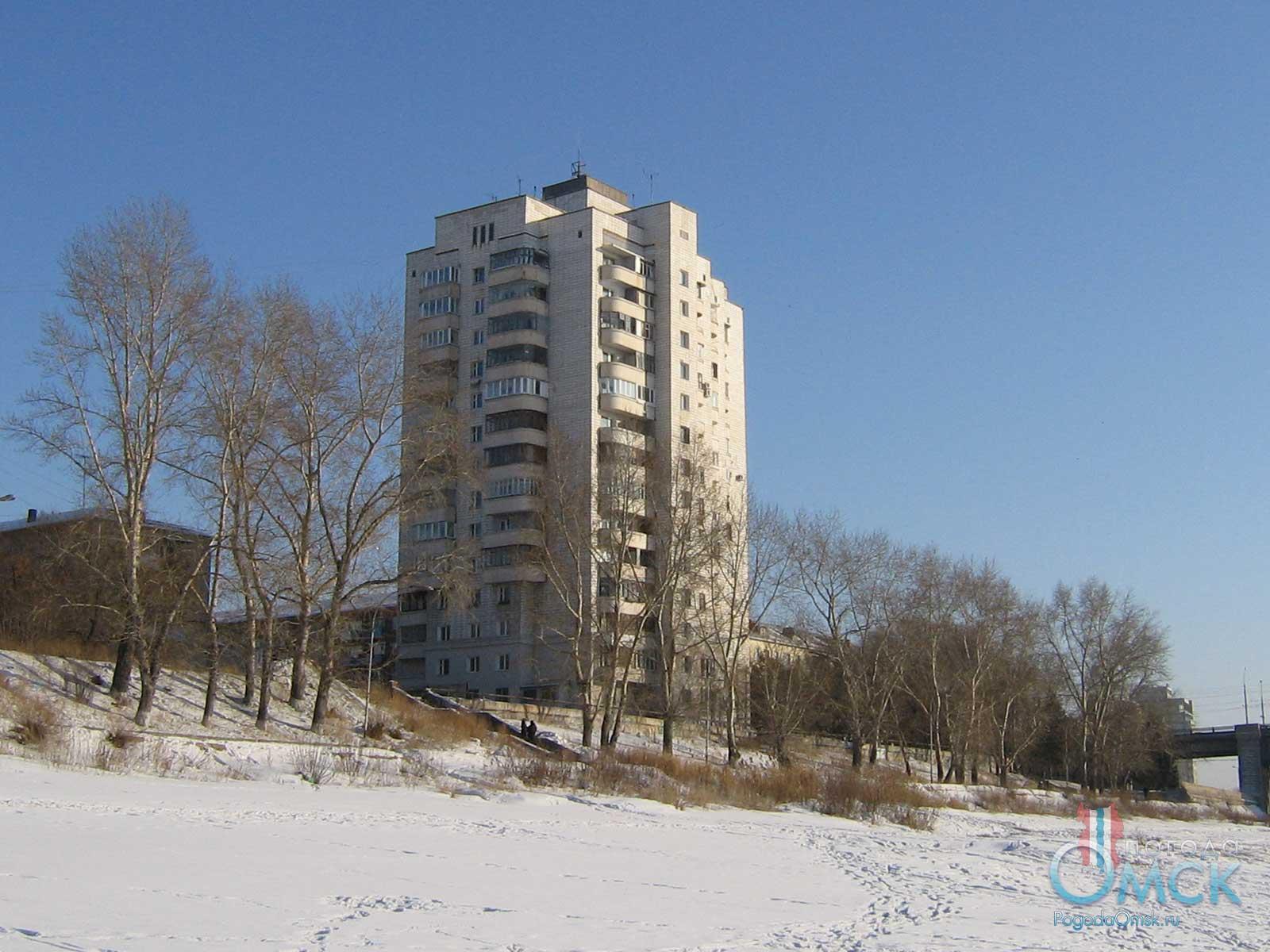 Дом на Чокана Валиханова, 2 к1