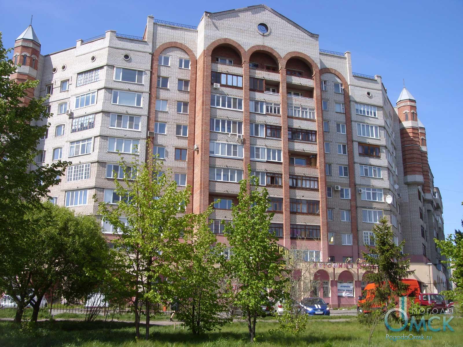 Улица Стальского, дом 12