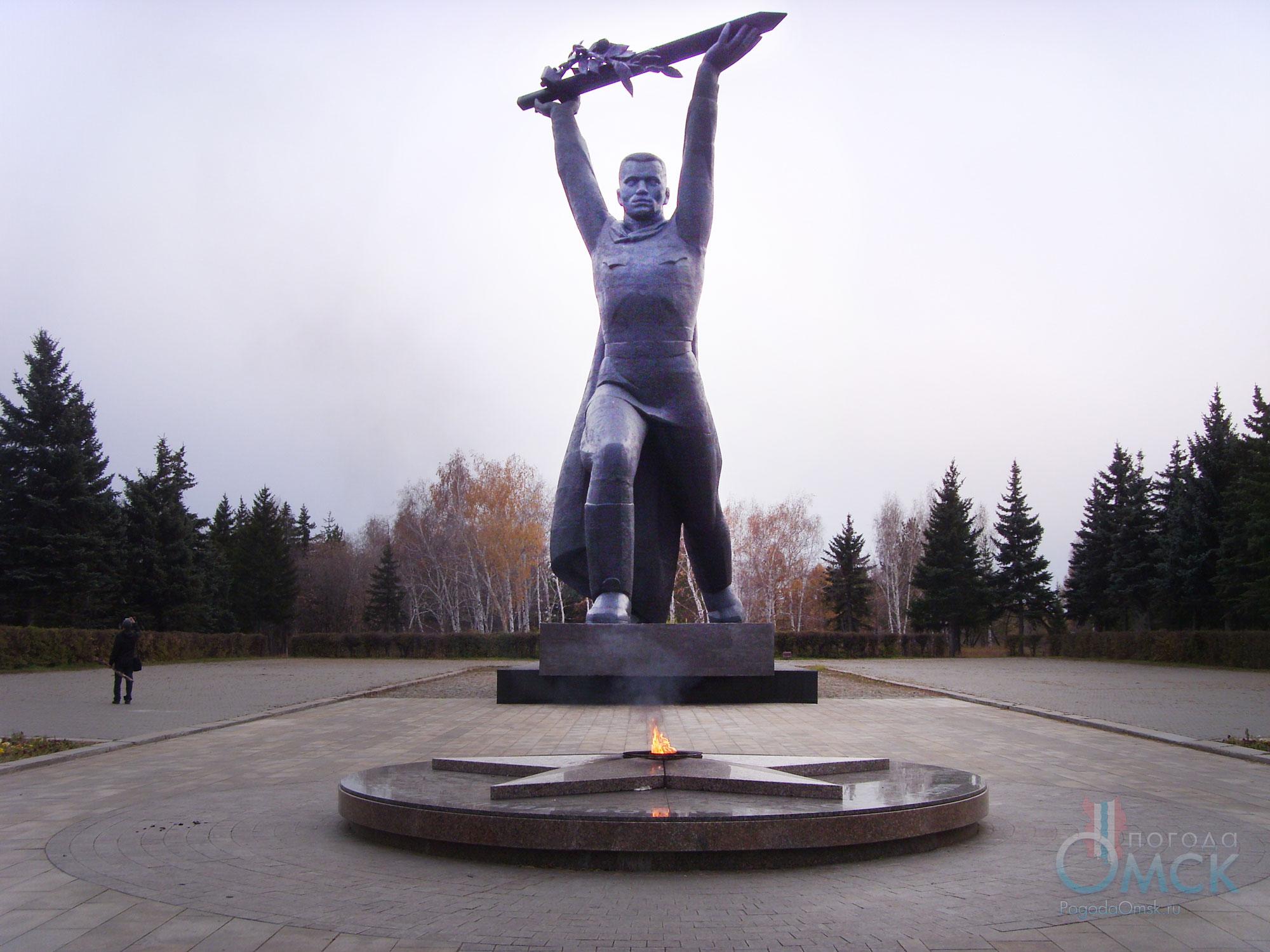 Скульптура Солдата-Победителя