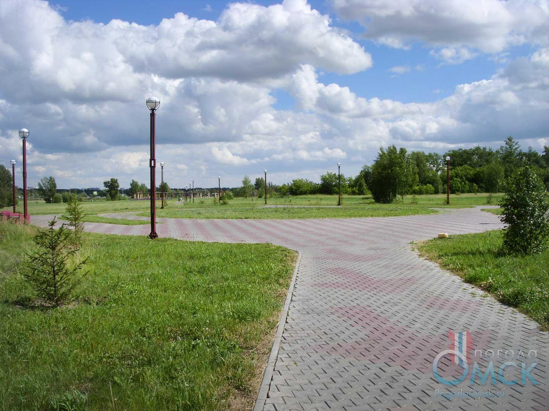 Дорога в парке