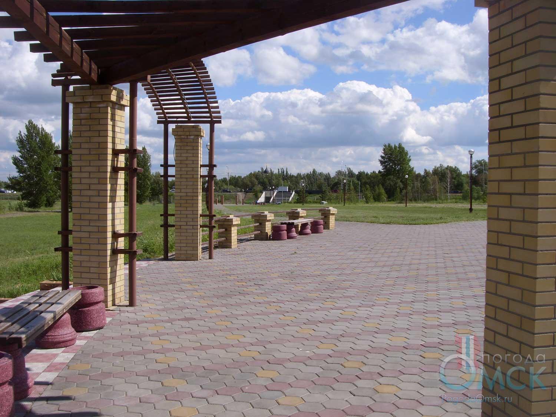 Площадка для обзора окрестностей