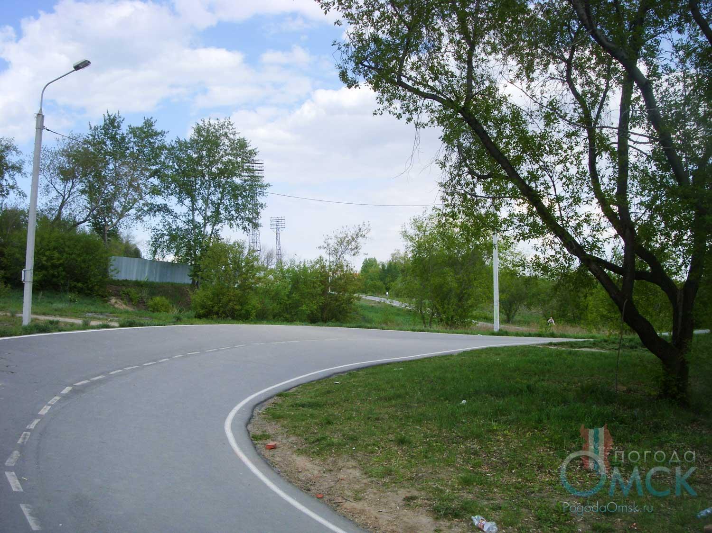 Вело-роллерная трасса