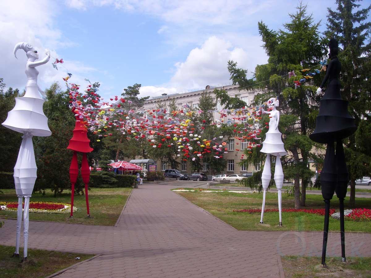 Выставка «Флора» в 2019 году