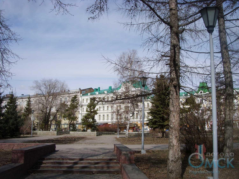 Вид в сторону улицы партизанской