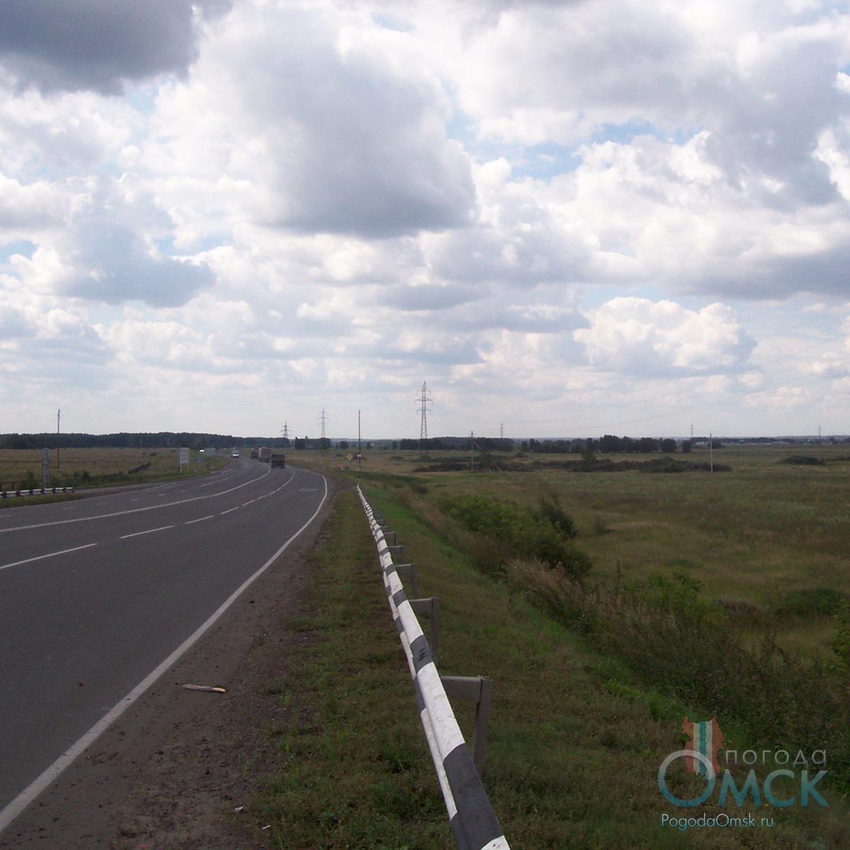 Вид на дорогу Р-254