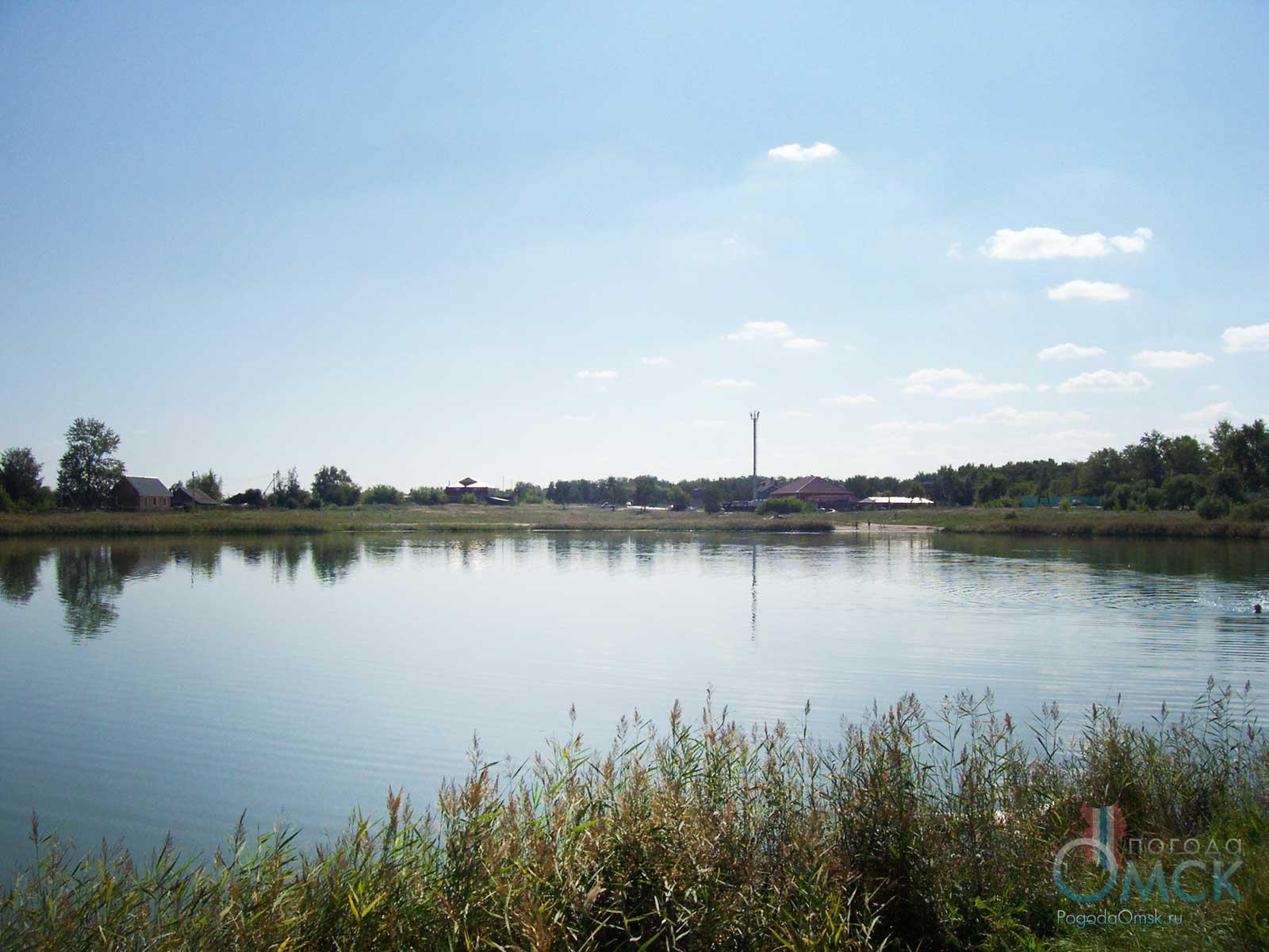 Озеро «Солёное» или «Карьер»