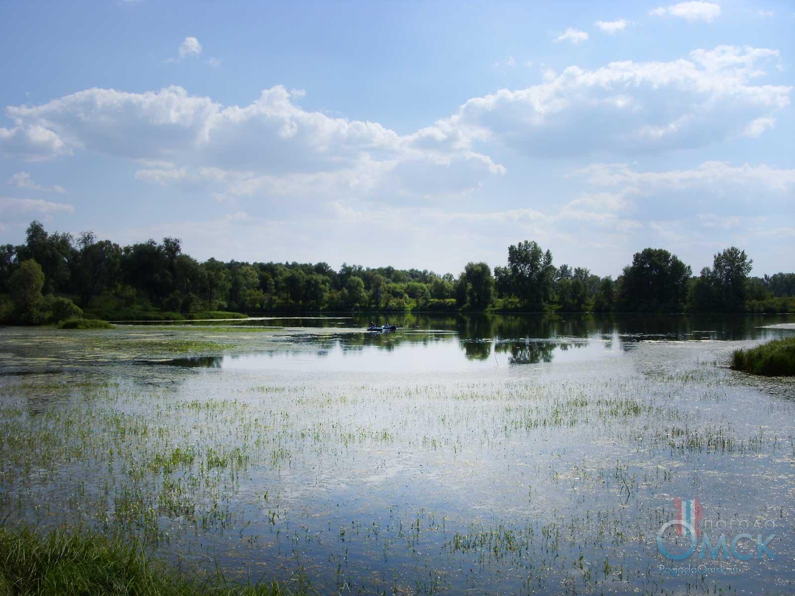 Озеро «Омский Байкал»