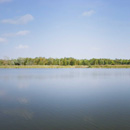 Большое солёное озеро в Парке им. 30-летия Победы