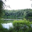 Второе по величине озеро на острове «Кировский»