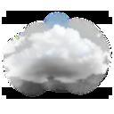 В основном облачно